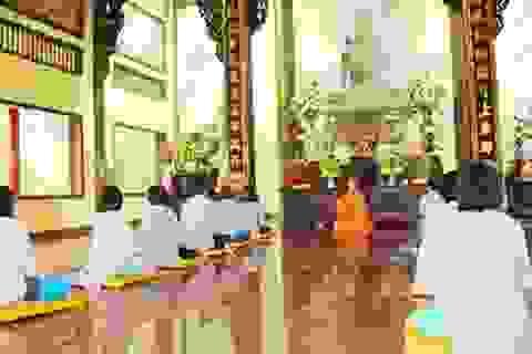 """Lắng lòng với """"Thiền"""" tại Thiền viện Trúc Lâm Bạch Mã Huế"""