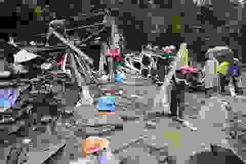 Mưa lũ làm 35 người chết, mất tích và bị thương