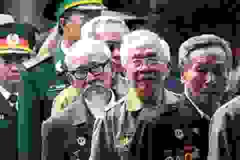 Xúc động dòng người viếng Đại tướng tại nhà Tang lễ Quốc gia