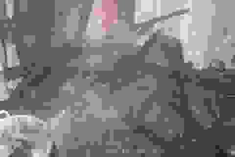 Hà Nội: Xưởng cơ khí bị thiêu rụi trong đêm