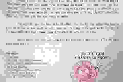 """Chỉ đạo huyện Chư Sê làm rõ vụ nữ sinh bị đeo biển """"ăn trộm"""""""