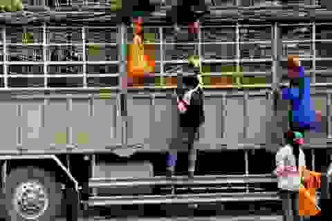 """Giám đốc Công an Lạng Sơn lên tiếng vụ """"hôi"""" dưa tại cửa khẩu"""