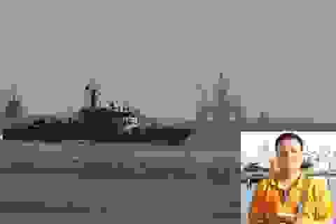 """Tường thuật từ vùng """"biển nóng"""": Phá vòng vây tàu Trung Quốc"""
