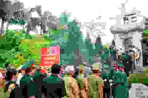 Bộ đội Trường Sơn kỷ niệm ngày truyền thống