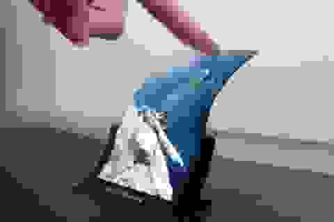 LG ra màn hình 5-inch không vỡ vào cuối năm nay