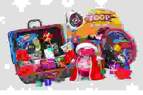 CNN bình chọn Robot nhảy TOSY là đồ chơi không thể thiếu dịp Giáng sinh 2013