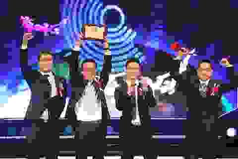 Giải Nhất Nhân tài Đất Việt 2013 tiếp tục được vinh danh tại Mỹ