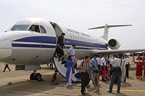 Vietnam Airlines mở đường bay mới Hà Nội - Thành Đô