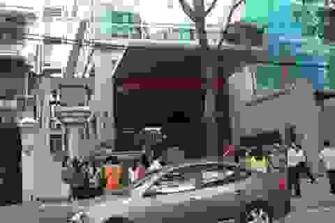 """Cao ốc Hà Nội """"rung rinh"""" vì động đất ở Hải Phòng"""