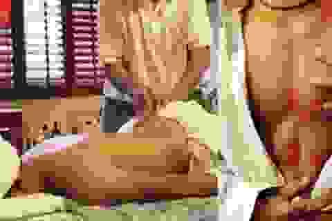 Nam sinh tiết lộ chuyện massage tại gia cho quý bà