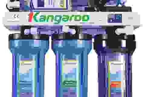 Kangaroo nói gì về máy lọc R.O thế hệ mới?