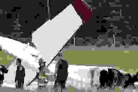 Máy bay lại cháy ở Mỹ, 10 người chết