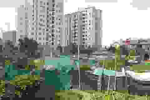 """Lên quận, biệt thự Nam Từ Liêm """"cố thủ"""" 100 triệu/m2"""