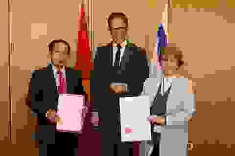 Nhà đầu tư ngoại trở thành lãnh sự danh dự của Việt Nam tại Israel