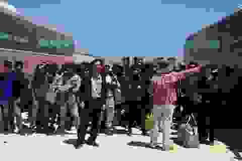 Thị trường Đài Loan tiếp nhận gần 54 ngàn lao động Việt nam
