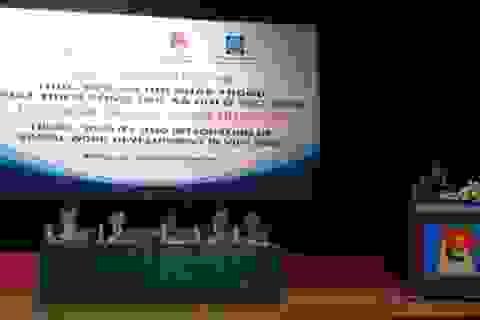 """""""Thực tiễn và hội nhập trong phát triển công tác xã hội ở Việt Nam"""""""