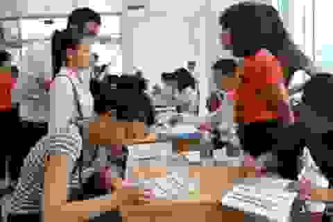Hội chợ nhân lực 2015: Nhu cầu nhiều, đáp ứng chưa cao