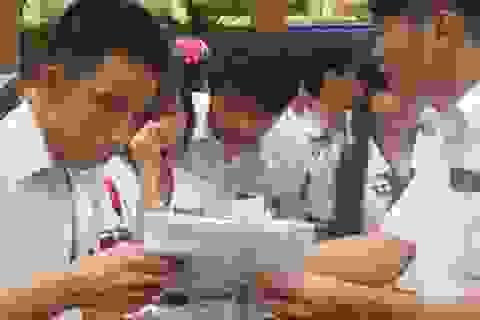 Khó tin về kỹ năng sống của học trò