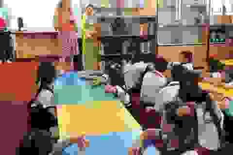 Gần 90 trường phổ thông tham gia dạy và học theo Chương trình tiếng Anh tích hợp