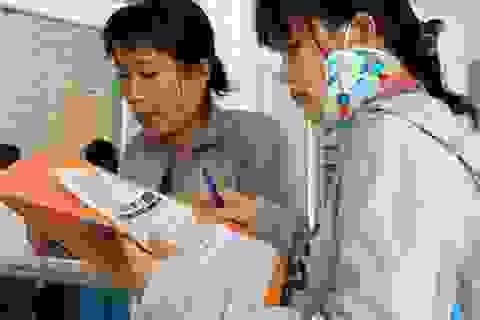 Dễ dàng mua hồ sơ dự tuyển vào lớp 6 Chuyên Trần Đại Nghĩa