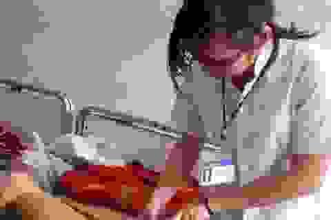 Hai người đầu tiên tỉnh Bình Định bị rắn lục đuôi đỏ cắn