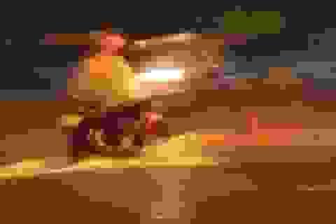 Bình Định - Phú Yên bắt đầu có mưa, gió giật mạnh