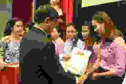 ĐH Quy Nhơn tuyên dương 573 sinh viên giỏi, xuất sắc