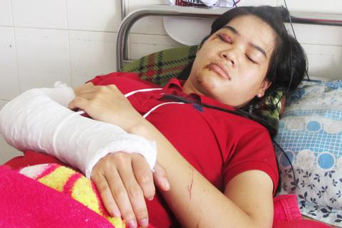 Nữ sinh tử nạn nghi do công an rượt đuổi