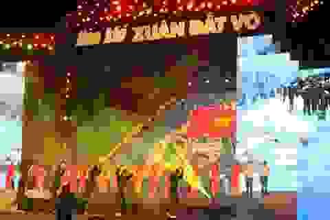 """Khán giả Bình Định """"cháy"""" hết mình cùng Khát vọng trẻ lần 9"""