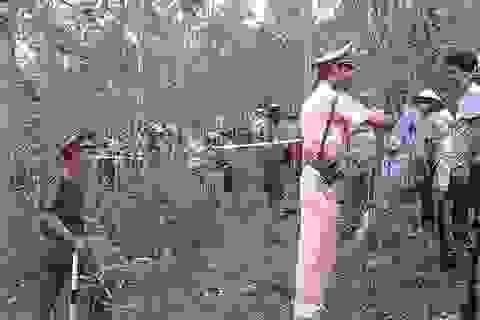 Nữ sinh chết trong rừng do 13 nhát dao đâm