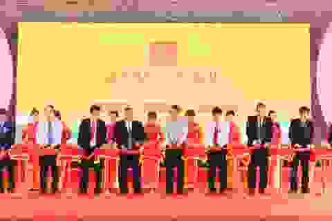 Khánh thành Nhà máy ống thép Hoa Sen đầu tiên tại Bình Định
