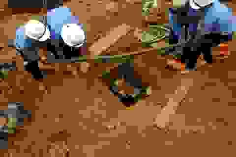 Điều tra nguyên nhân sập hầm vàng làm 2 người tử vong