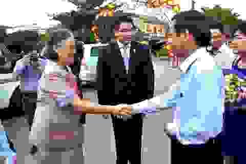 Công chúa Thái Lan thăm và làm việc tại Quảng Nam