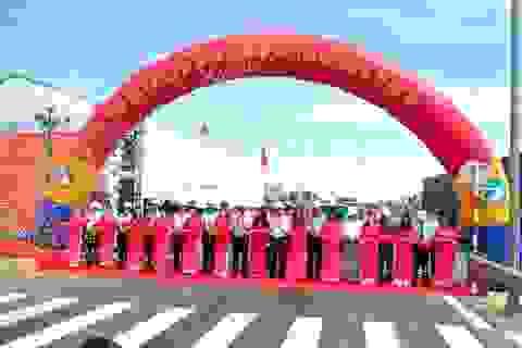Khánh thành dự án mở rộng QL1A đoạn qua Quảng Nam