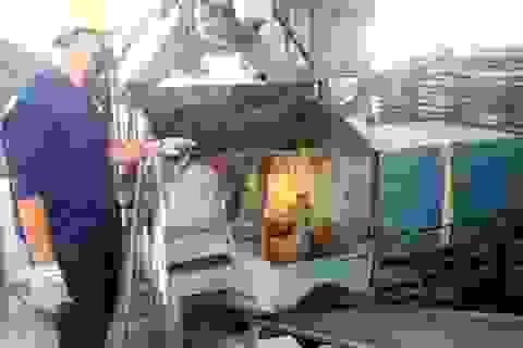 Khánh thành nhà máy xử lý chất thải rắn không chôn lấp