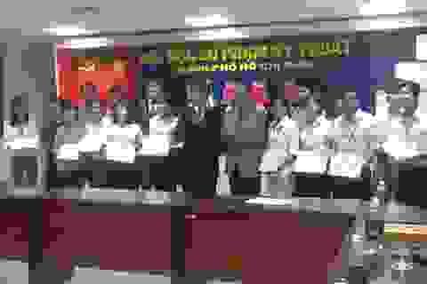Shinnyo-en trao 15 suất học bổng đến ĐH Sư phạm Kỹ thuật TP.HCM