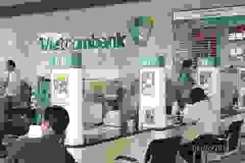 Vietcombank cần trở thành ngân hàng tầm cỡ khu vực vào năm 2015