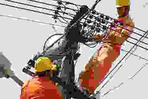 Giá bán lẻ điện tối đa đến năm 2015 là 1.835 đồng/kWh