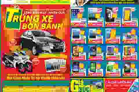 Cơ hội sở hữu Honda City khi mua hàng tại Viettel