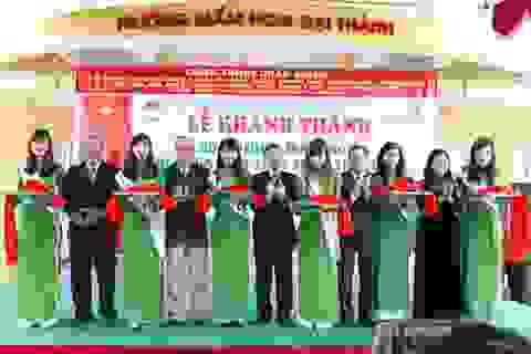 Vietcombank tài trợ 10 tỷ đồng xây dựng 6 trường mầm non ở Huế