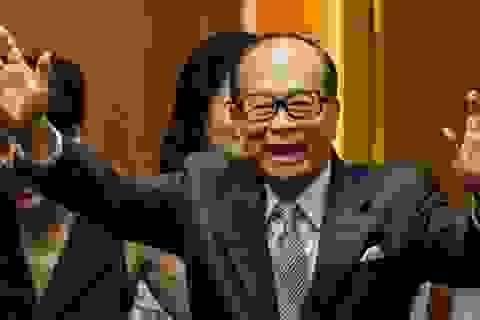 """Vì sao tỉ phú giàu nhất châu Á """"chạy"""" khỏi Trung Quốc đại lục?"""