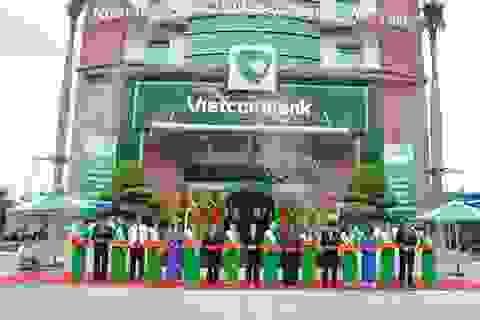 Vietcombank khai trương chi nhánh Bắc Bình Dương
