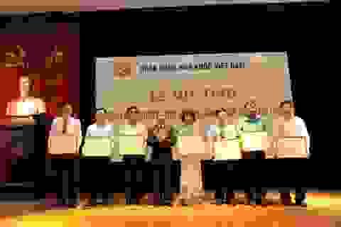 Vietcombank được tặng bằng khen vì sự nghiệp công nghệ ngân hàng