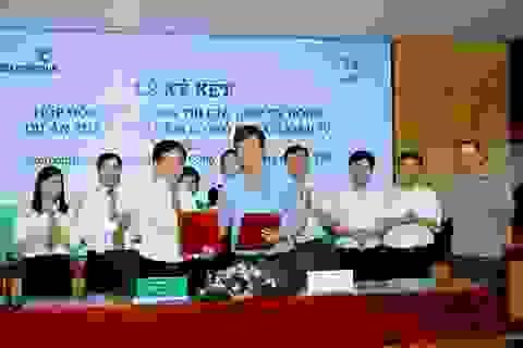 Vietcombank tài trợ 1.300 tỷ đồng cho Dự án khai thác than tại Quảng Ninh