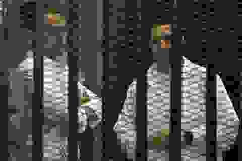 Tòa án Ai Cập xét xử hai con trai của cựu Tổng thống Mubarak