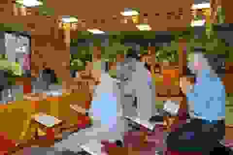 Cộng đồng Việt tại Đức cầu siêu tri ân chiến sỹ bảo vệ Gạc Ma
