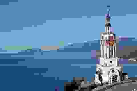 Nước Nga tiến hành kỷ niệm một năm sáp nhập Crimea