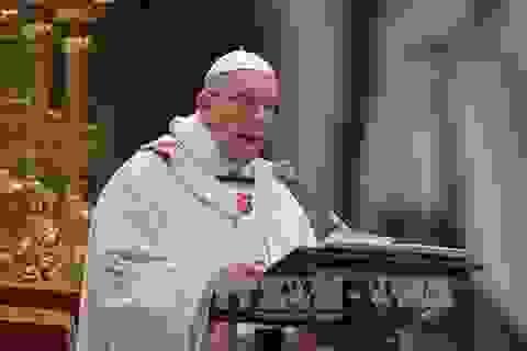 Giáo hoàng Francis để ngỏ khả năng thoái vị sớm