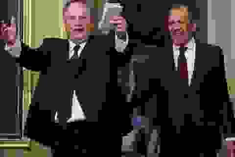 Hy Lạp đang ngả theo Nga?