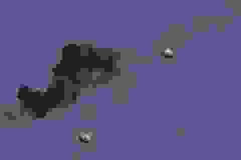 Hai máy bay Indonesia đâm nhau khi tập luyện ở Malaysia